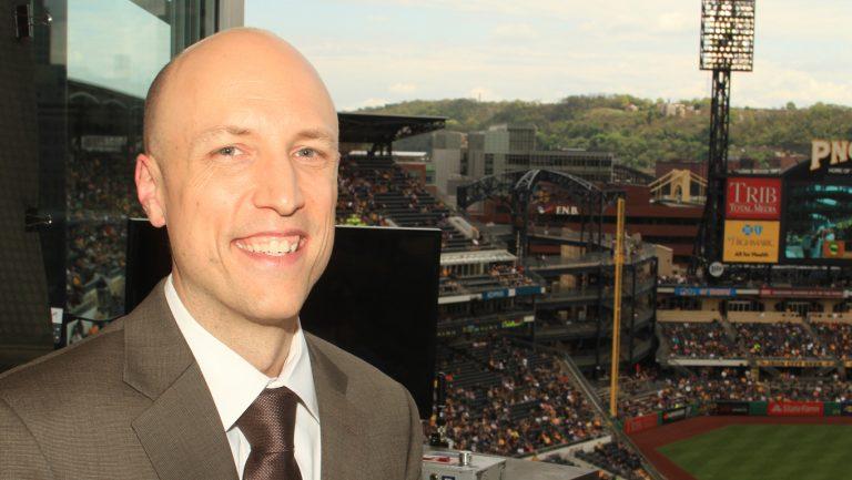 Joe Block, Pittsburgh play-by-play broadcaster